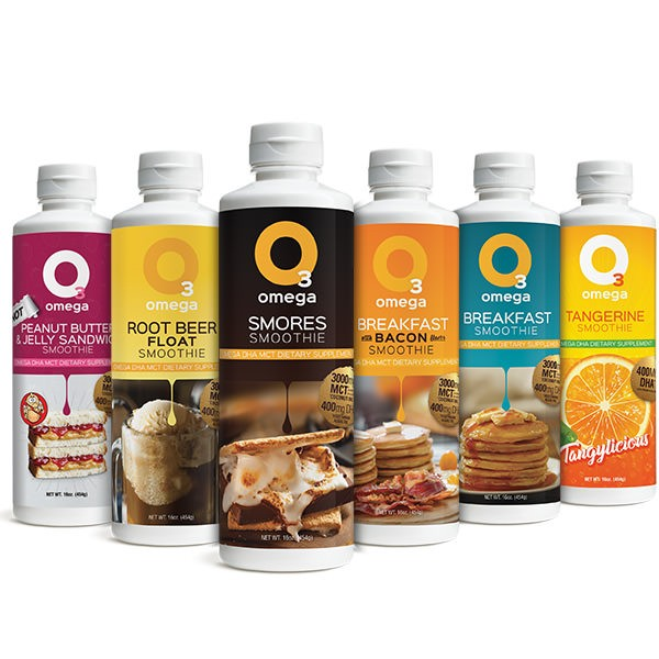 O3 Smoothies