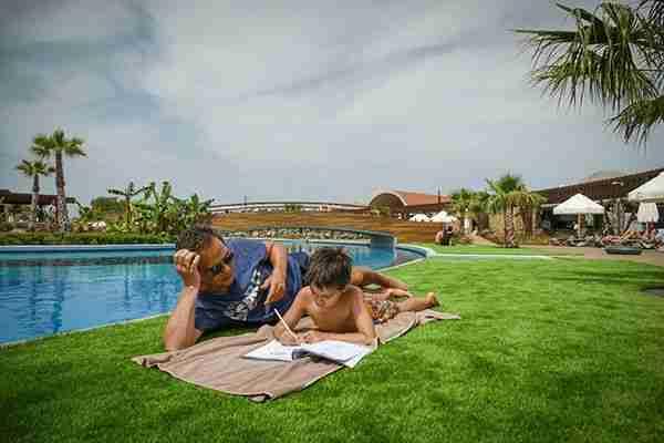 vakantieboek rekenen op vakantie