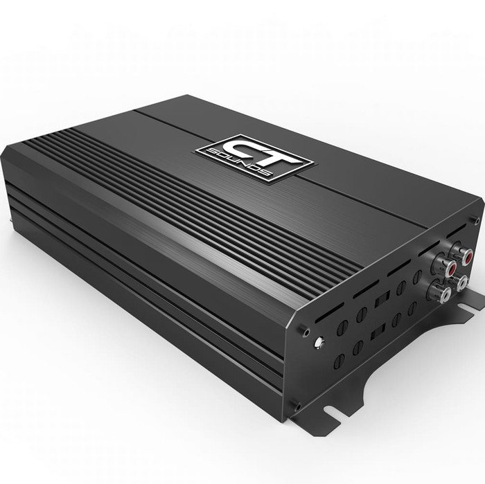 CT Sounds CT Series Car Audio Amplifiers