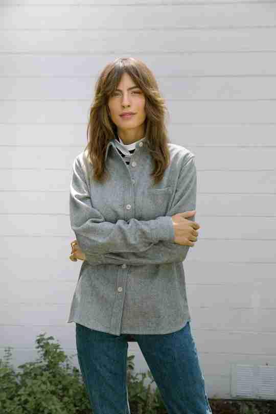 Women's Shirt Jacket   Shirt Jacket