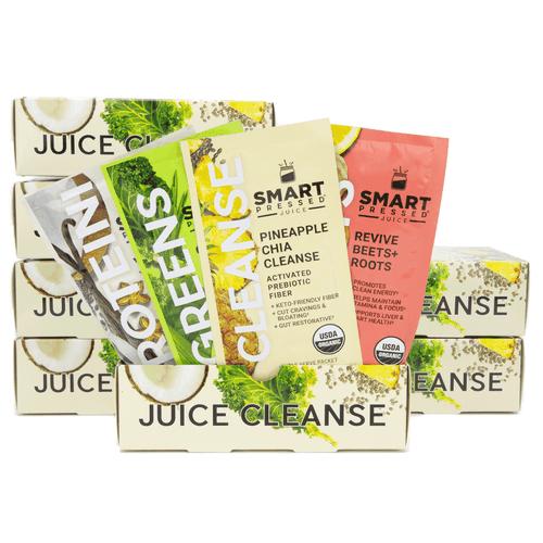 Juice cleanse box kits