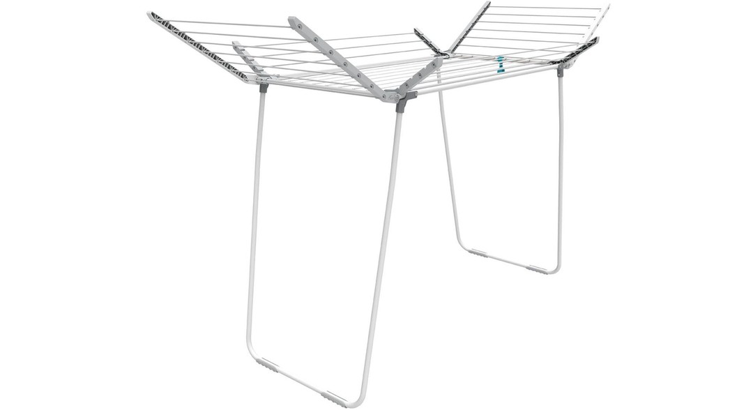 hills four wing portable clothes horse