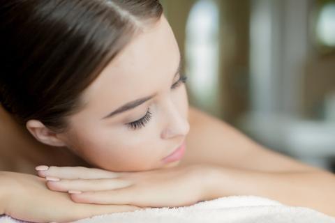 Sauna for skin care