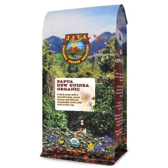 best coffee organic dark roast craft coffee papue new guinea