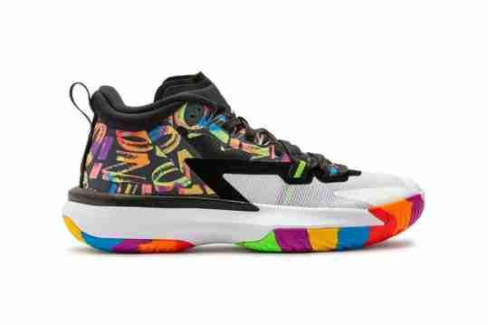 Jordan Z Code - Zion Williamson Signature Shoe