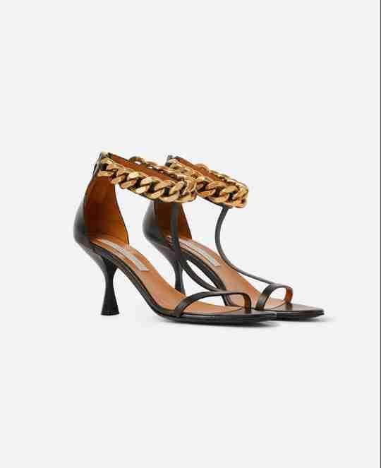 Stella McCartney Falabella Heel Sandal