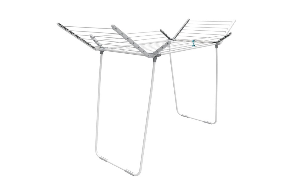 hills four wing clothes horse