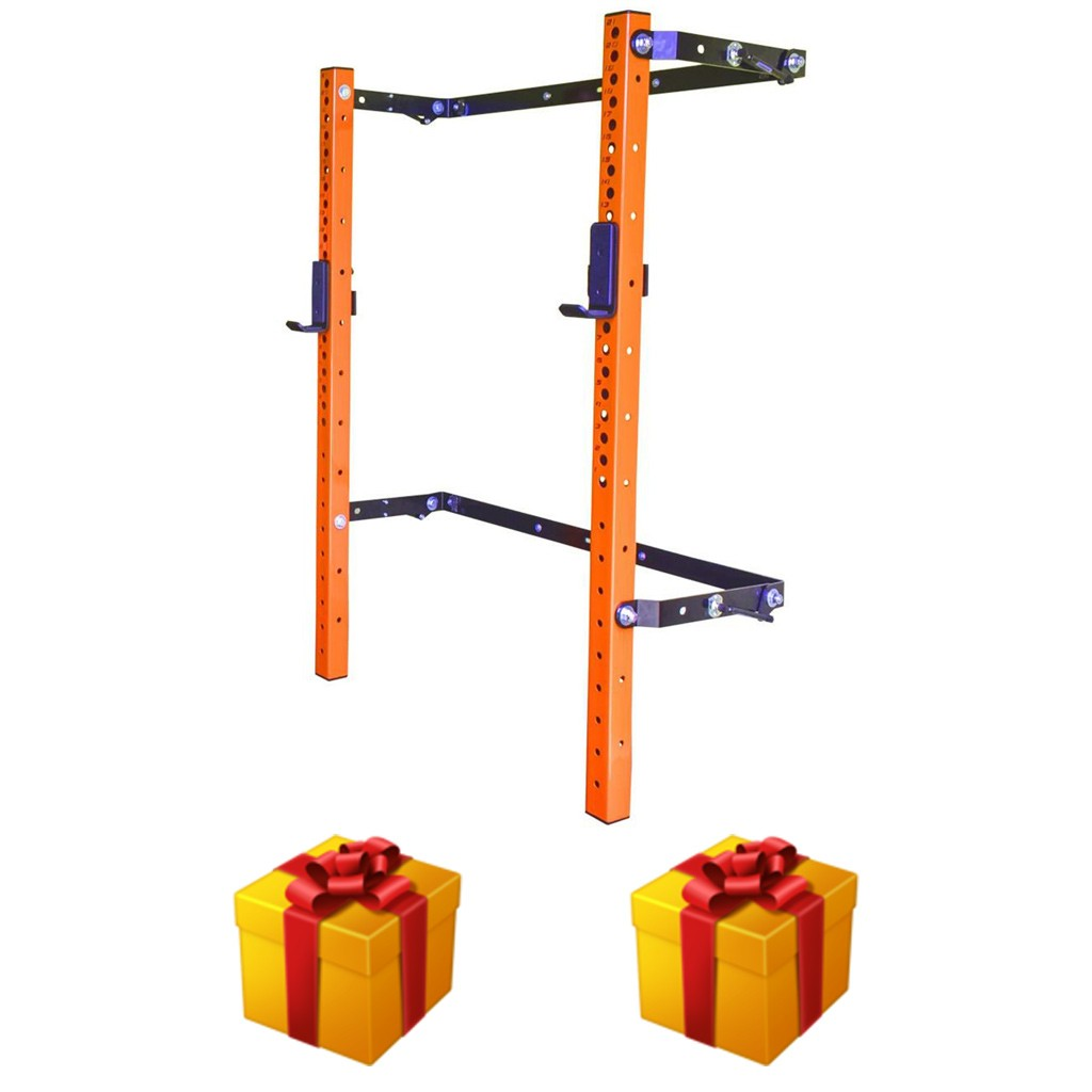 Profile®PRO Squat rack comes with 2 free gifts!
