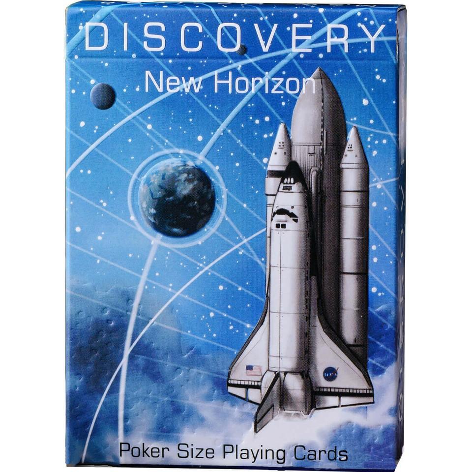 Discovery: New Horizon