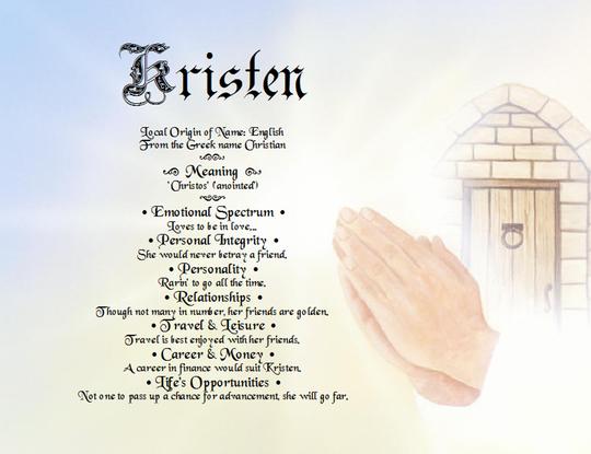Praying Hands Gift