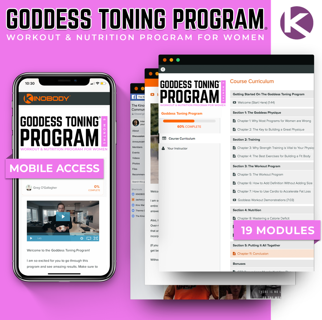 Goddess Toning Program