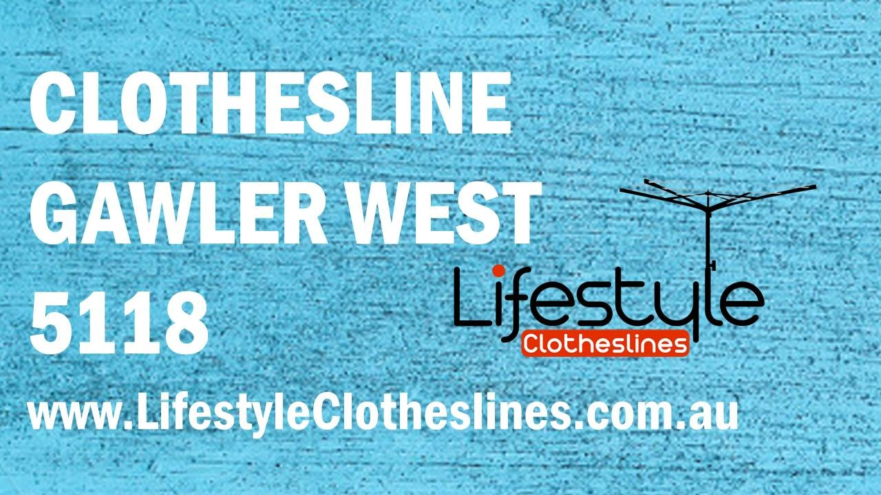 Clothesline Gawler West 5118 SA