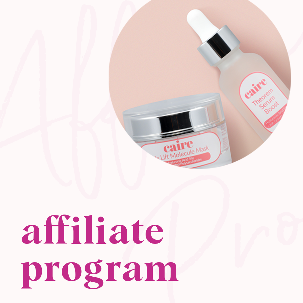 Caire Subscribe & Save Program   Caire Beauty