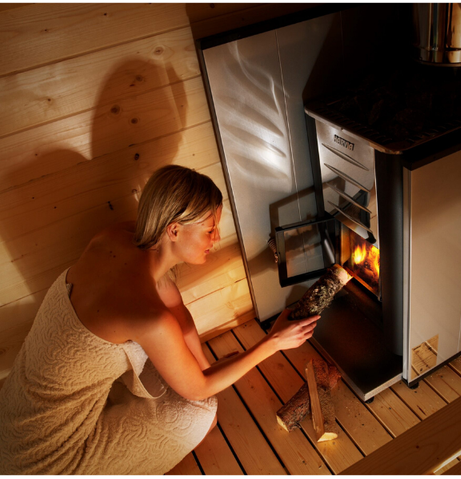 Make your sauna hotter