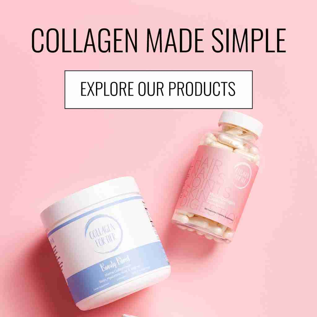 Collagen Made Simple. Explore our products.
