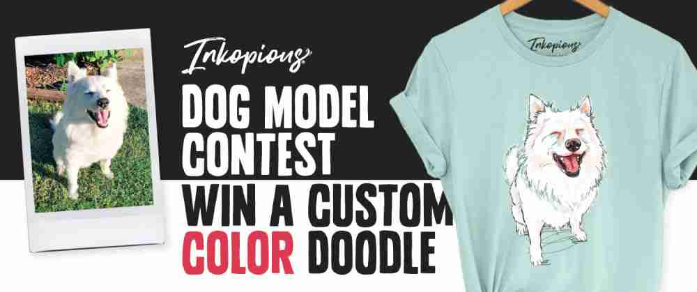 OCTOBER COLOR DOODLE CONTEST