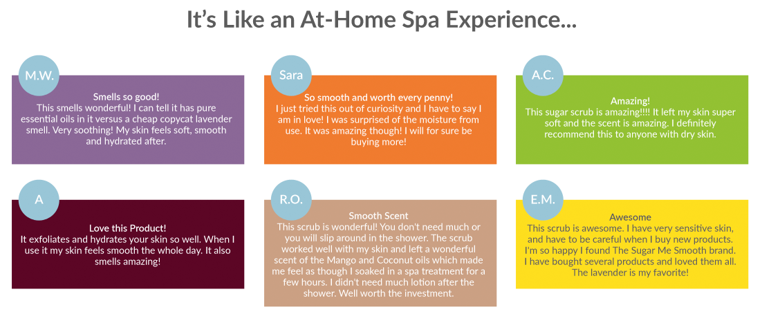 At- home- spa experience reviews