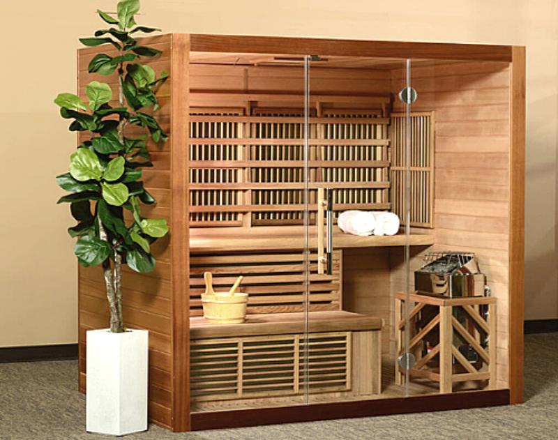 The Hybrid Sauna