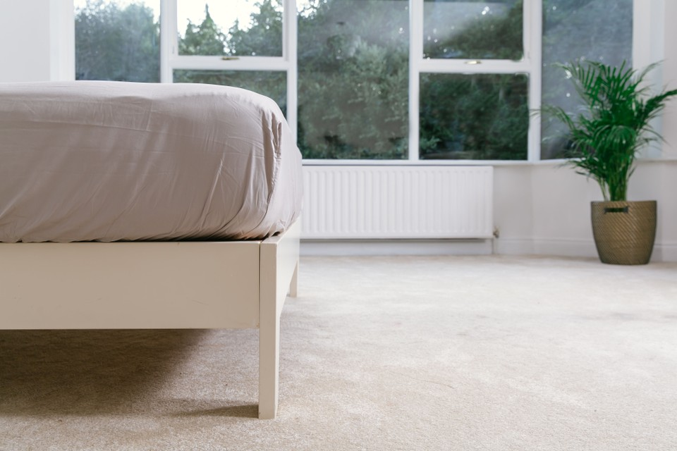 Deep Cotton Fitted Sheet with Elastics