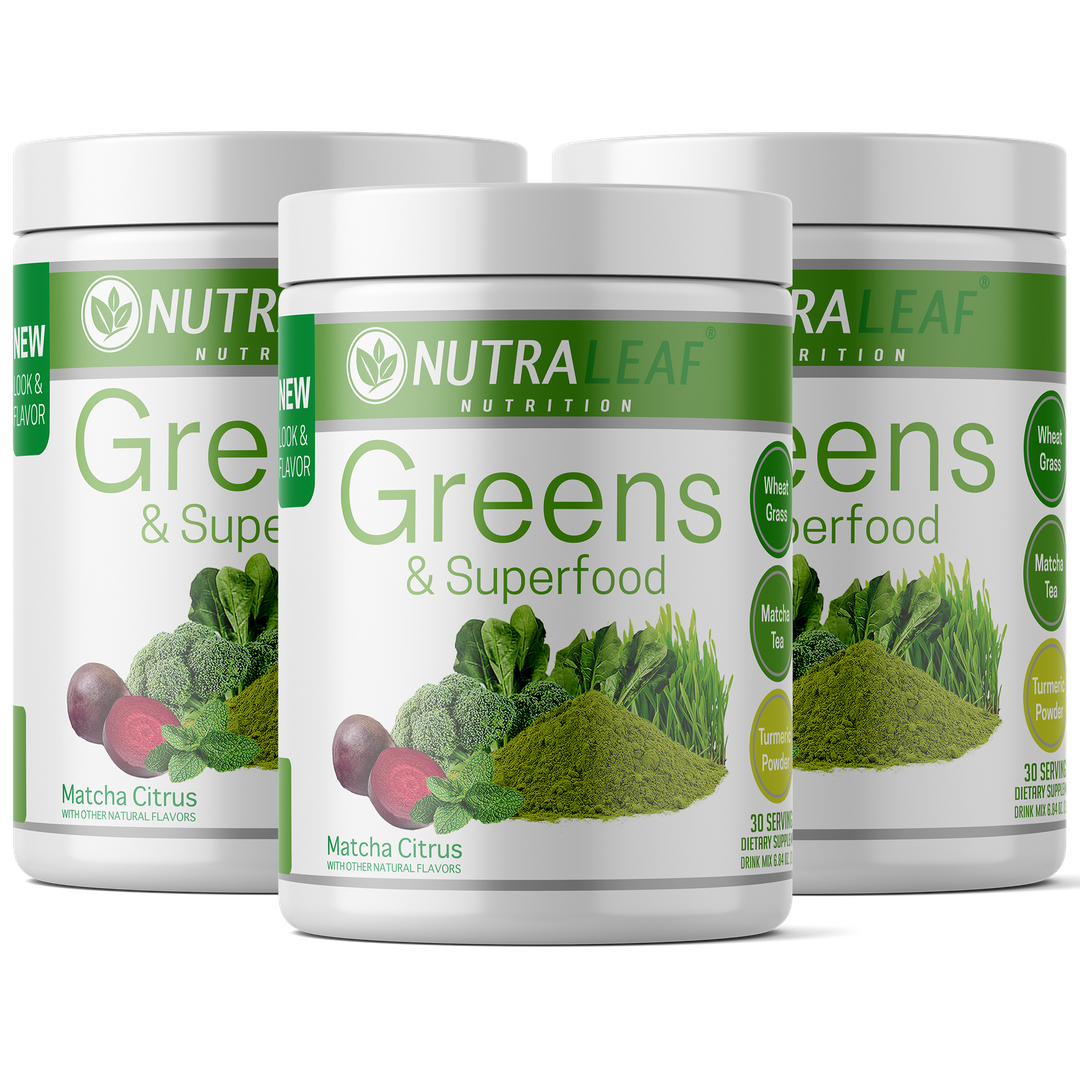 NutraLeaf® Greens & Superfoods