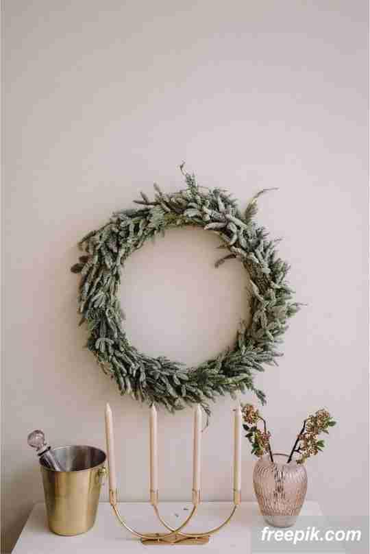 go minimalist, christmas minimalis, konsep minimalis