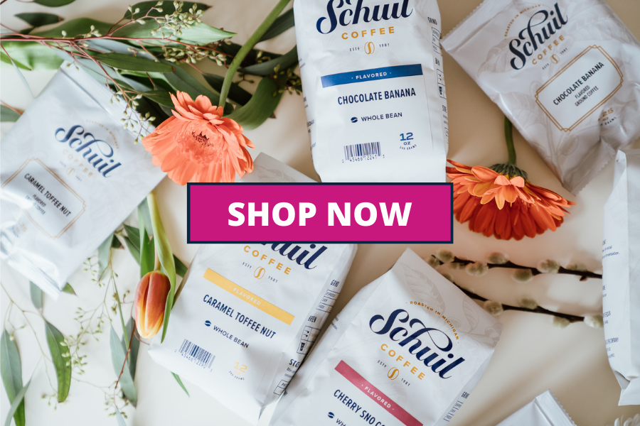 Schuil Coffee Spring Recipes