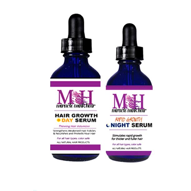 Miracle Mink Hair Extreme Hair Growth