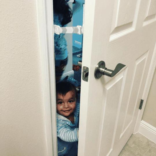 Child proof Litter Box Ideas