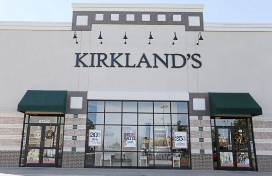 A Kirkland's store in Tulsa, OK