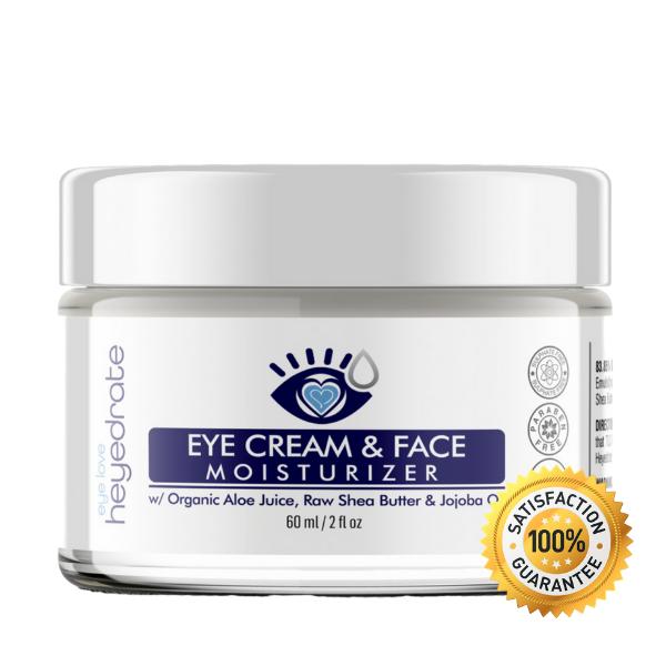 Eye Cream & Face Moisturizer