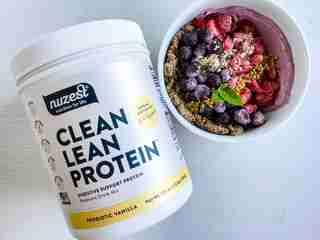 Laura B. - Nuzest Digestive Support Protein Testimonial