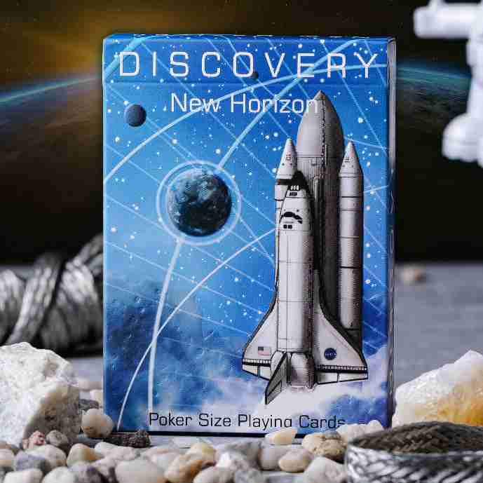 Discovery New Horizon
