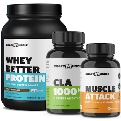 CLA, Muscle Attack, Protein