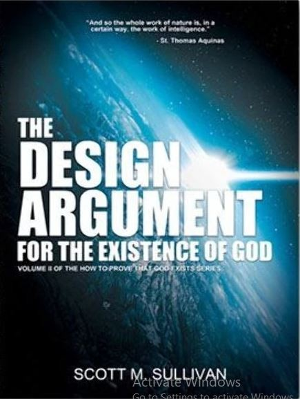 The Design Argument For Existence Of God