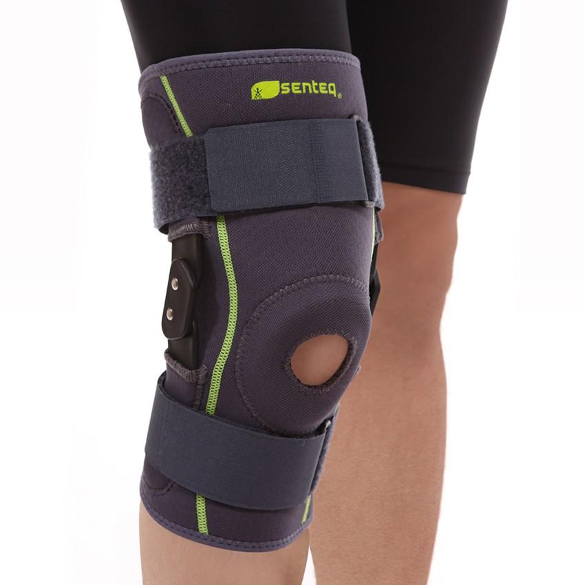 SENTEQ Dual Hinged Knee Brace Support (SQ1-L005)