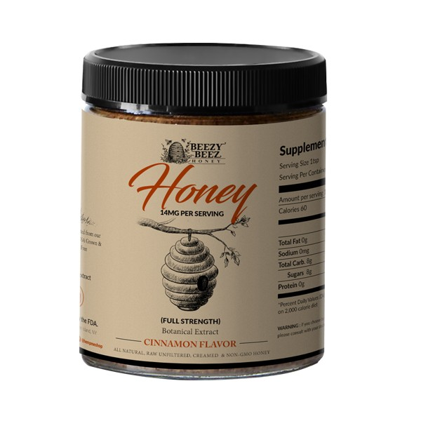 Botanical Extract Honey