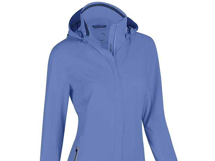 Zero Restriction Ladies Jacket - Shelby Hooded