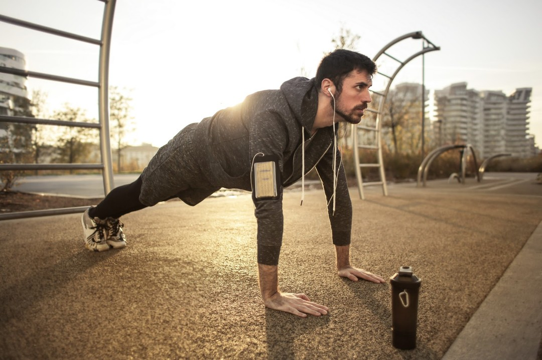 bodyweight exercise at home