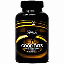 Good Fats - omega 3 fish oil supplement UK