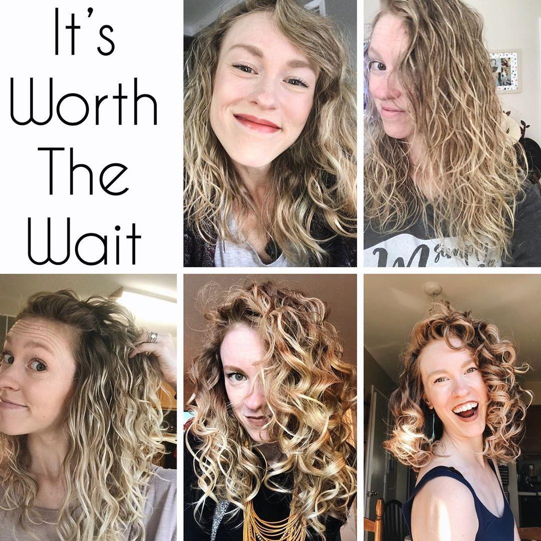 Curly Girl Method Ohjeet