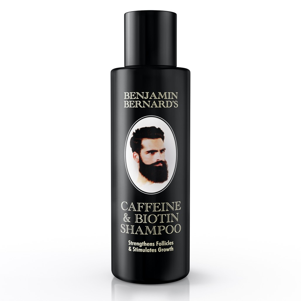 Benjamin Bernard's Caffeine Shampoo