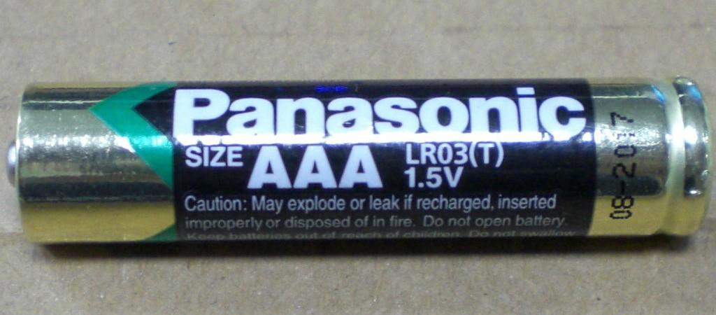 Panasonic LR03