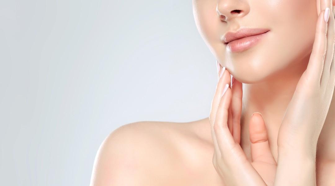 Frisse, jonge en stralende huid door goed te scrubben.