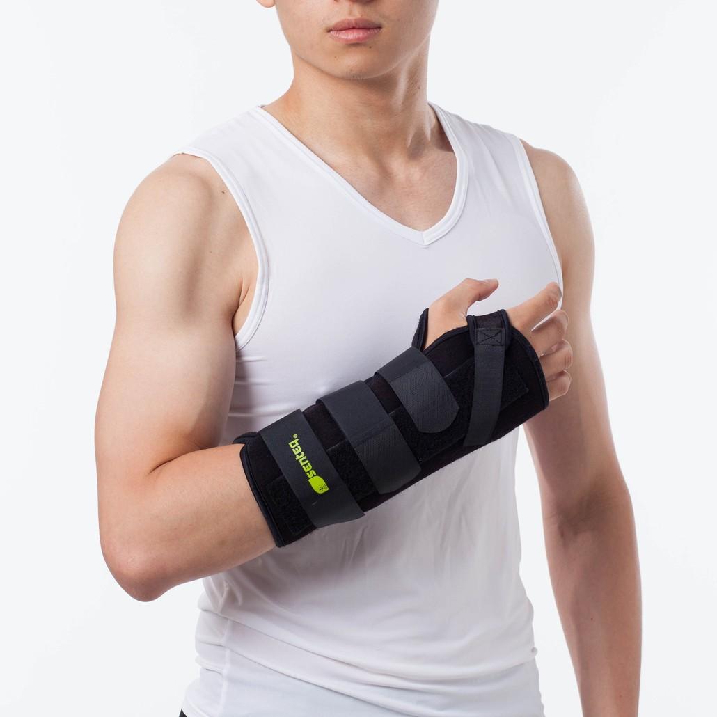 SENTEQ Wrist Brace with Hot & Cold Gel Pack (SQ2-HC007)