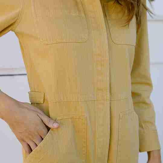 Women's Cotton Cardigan