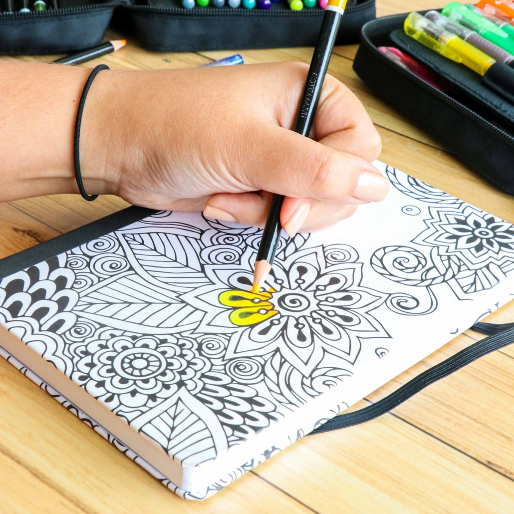 Tangle Doodles Journal