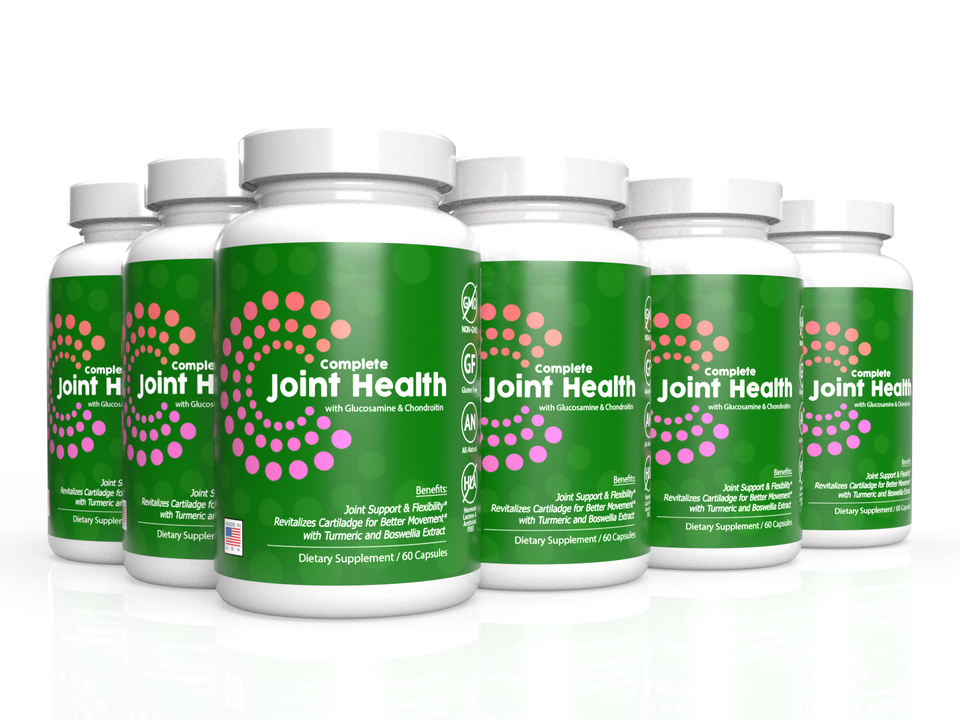 6-Pack: Complete Joint Health