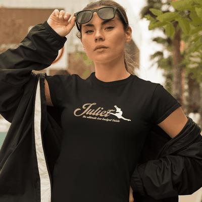 Juliet Unisex T-Shirt by Kathryn Morgan