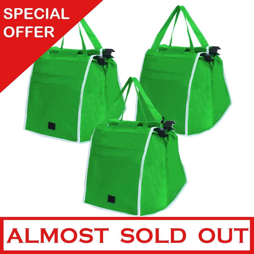 PACK FAMILY | 3 EcoMagic Bag