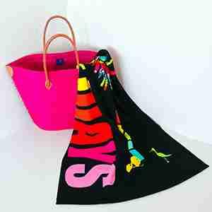 Grand choix de serviettes de plage imprimées en microfibre en dimension adulte ou junior